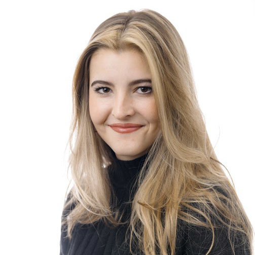 Kyla Rudyk DeLeth Portrait