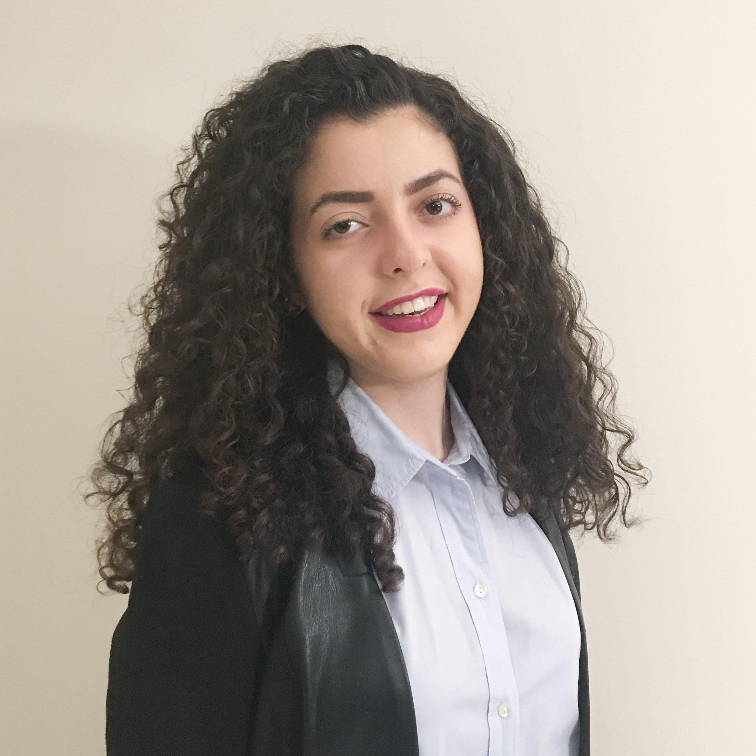 Zeina Abouchacra Portrait