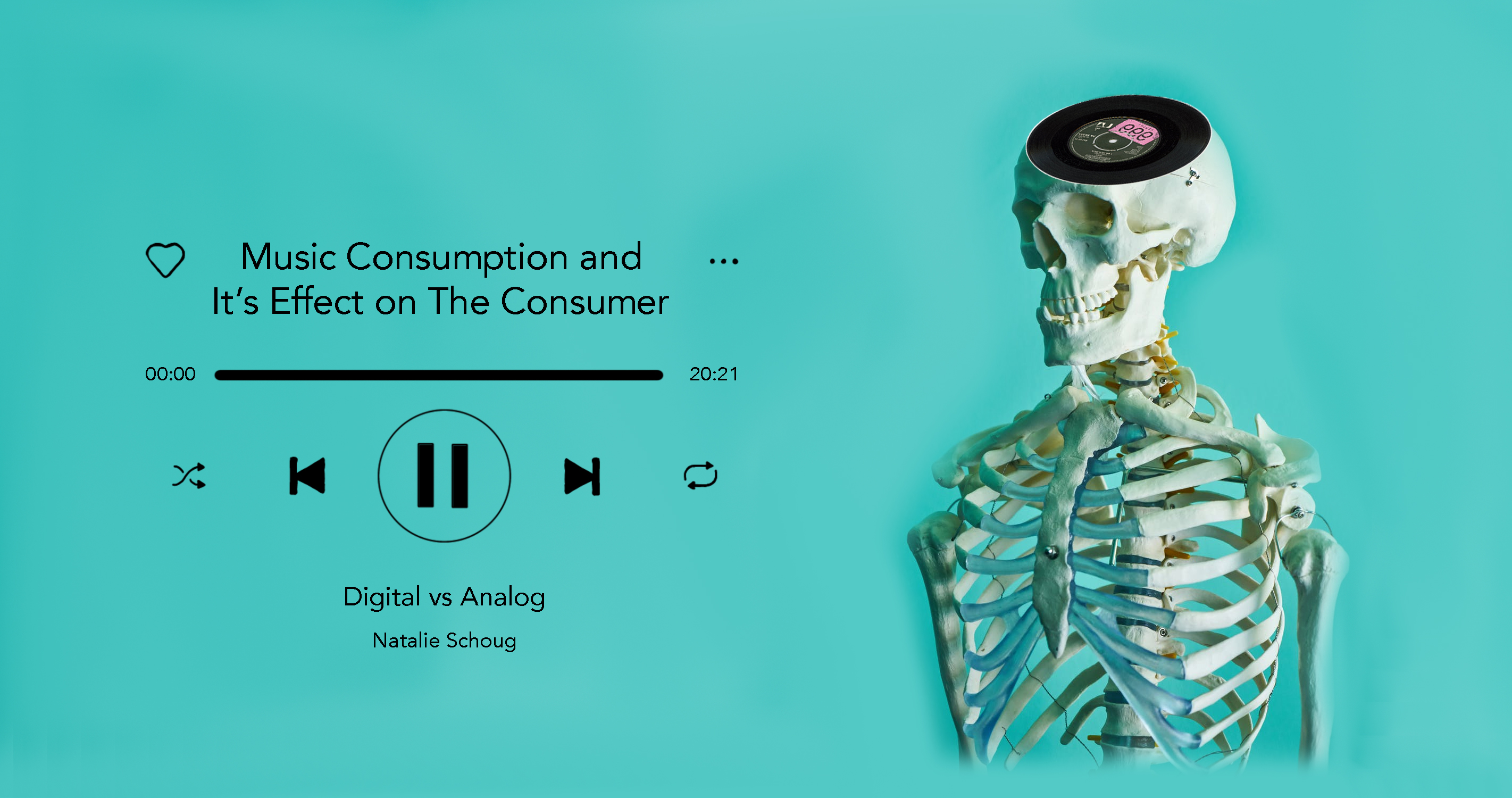 Music Consumption and It's Effect on The Consumer: Digital vs Analog