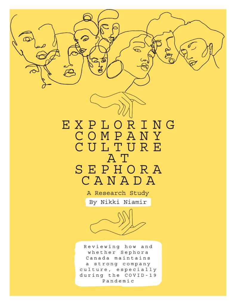 Nikki Niamir's Research Poster